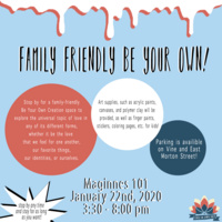 Family Friendly Be Your Own Creation Space | Center for Gender Equity