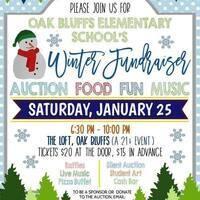 OB School Winter Fundraiser