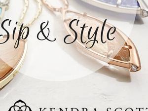 Galentine's Sip & Shop with Kendra Scott