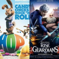 Cinema Saturdays: Easter Edition