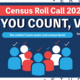 Census 2020 Roll Call