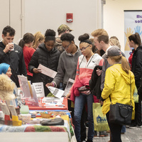 UofL's 1st Annual Human Trafficking Awareness Resource Fair