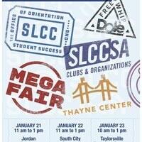 Mega Fair at Taylorsville Redwood Campus