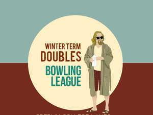 Doubles League Flyer