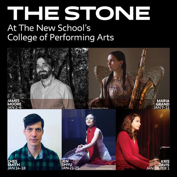 The Stone at The New School Presents Ches Smith Laugh Ash