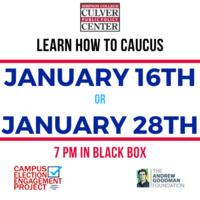 Mock Caucus #1