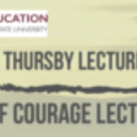 The Art of Courage Lecture