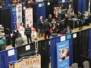 Job Fair Booths