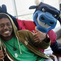 Student with Toro