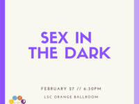 Sex in the Dark