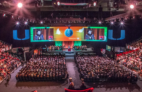 SPRING COMMENCEMENT EXERCISES - All Graduate Degrees