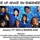 Take up space in engineering