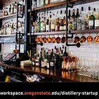 Distillery Startup Flyer