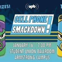 UPB ARM - Cell Phone Smackdown