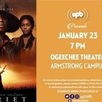 UPB ARM - Movie Night: Harriet (2019)