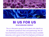 Bi For Us Discussion Group