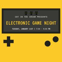 Electronic Game Night