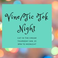 Vine/Tik Tok Night