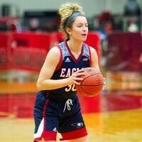 USI Women's Basketball player