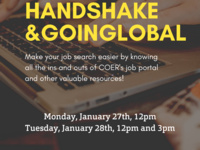 Handshake & GoinGlobal