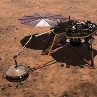 InSight spacecraft