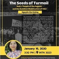 "The Seeds of Turmoil: Hue's ""People of the Pagoda"" and the Buddhist Mobilization of 1963"