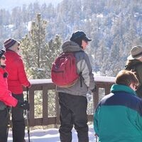 Ranger-Guided Snowshoe Hike
