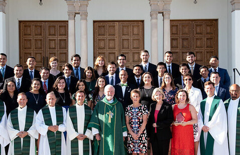Alumni & PLACE Corps Hospitality Suite at Religious Education Congress 2020