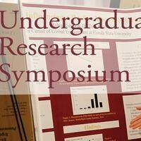 Deadline: Apply to present at the 20th annual Undergraduate Research Symposium