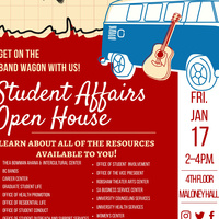 Student Affairs Open House