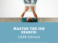 Master the Job Search: CASB Edition