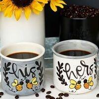 Couple's Coffee Mug Project