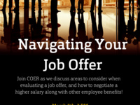 Navigating Your Job Offer