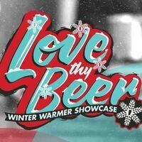 Love Thy Beer Winter Warm Showcase