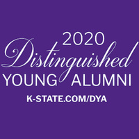 Distinguished Young Alumni on campus