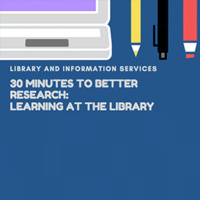 Learning at the Library logo