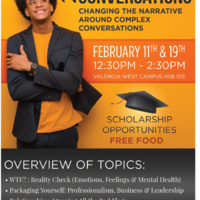 Minority Male Symposium: Courageous Conversations