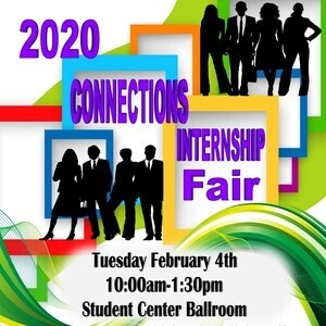 Connections 2020 Internship Fair