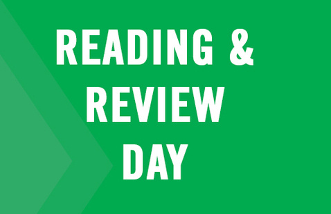 Law - Reading & Review Day