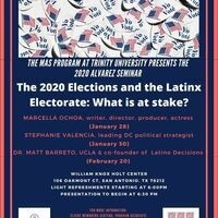 The 2020 elections and the Latino Vote