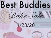 Best Buddies Bake Sale 1/23/2020