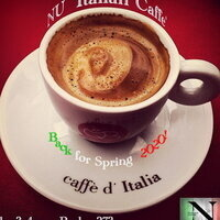 Caffè Italiano! Italiano Coffee Hour
