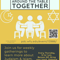 Judaism & Islam Lunch & Learn