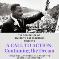 A CALL TO ACTION: Continuing the Dream