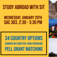Study Abroad with SIT