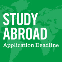 Fall and Academic Year Study Abroad
