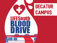 Decatur Campus Lifesouth Blood Drive