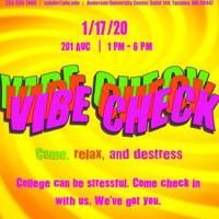 Vibe Check poster