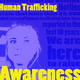 Human Trafficking Awareness Month Poster