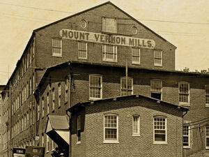 The Industrial Valley: A Lecture on 200 Years of Manufacturing on the Jones Falls